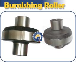burnishing roller