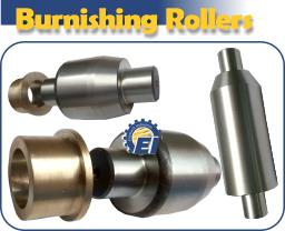 burnishing rollers