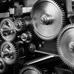 gears, cogs, machine