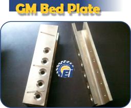 gun metal bed plate