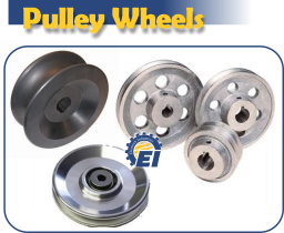 pulley and wheels