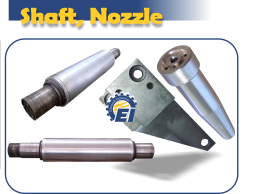 shaft and nozzle